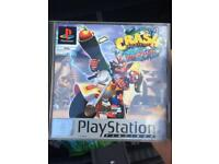 Crash bandicoot 3 warped ps1 game