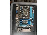 ASUS p8h61-m lx2 LGA 1155 mobo
