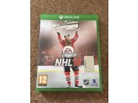 NHL 16 Xbox One