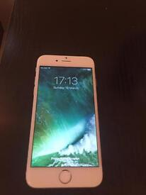 I phone 6 gold 16gb on ee