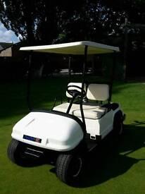 Colubia Par Car petrol golf buggy.