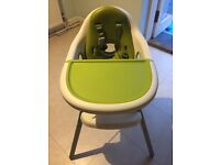 Kids high chair. Used but in great condition.