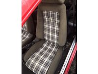Ford Capri 2.8 interior Seats & Door Cards 2.0 3.0 sport Lazer
