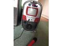 The X Factor CD/CDg Karaoke LS50 with Screen & Video Camera