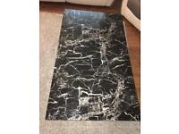 Marble coffee table £99.-