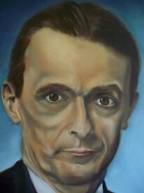 Commissioned portriats in oil . All aspects of portraiture plus life paintings undertaken.