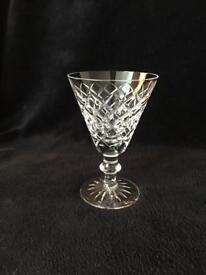 Waterford Alana wine glass