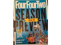 Four four two season review book. 2014-2015 season