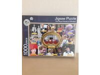 M&S jigsaw puzzle