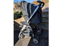 Hauck 3 in 1 travel system - Pushchair, Car Seat & Carry Cot