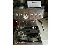 Sage by Blumenthal Bean to Cup Espresso