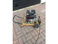 Powerful 163cc Pressure Washer - Built To Order