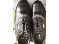 Ladies Leather Golf Shoes