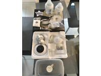 Tommee tippee electric closer to nature breast pump