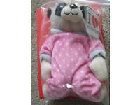 Meerkat in pyjamas brand new with tag- unwanted item - toy collectable