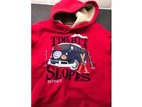 Fat face hoodie