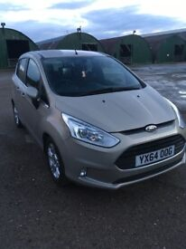 2014 Ford B-max (b max) zetec , excellent condition, 12 months mot/full service history PETROL