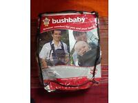*Bushbaby cocoon front carrier* Baby Sling Carrier