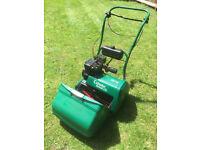 Qualcast 17s cylinder lawnmower