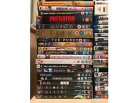 Over 50 DVD's for sale COLLECTION only