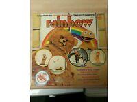 RARE RAINBOW TV SHOW VINYL RECORD