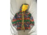 Marvel raincoat