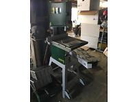 "Record BS12"" band saw for sale , bought new a year ago ,"