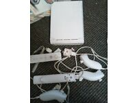 Nintendo Wii for sale with over 15 games £25 ono