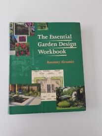 Three excellent Garden Design Books for sale