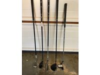 Children's Golf Clubs 5 for £10