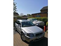 2004 SUBARU LEGACY OUTBACK ESTATE - ONLY 96K MILES - £1500 ONO