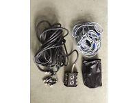Stagebox & Speakon Cables