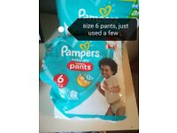 Baby nappies for sale