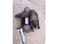 Honda Civic 2004 onward starter motor, may fit other models check pictures