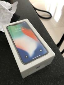 Apple iPhone X 64gb Space Grey (EE)