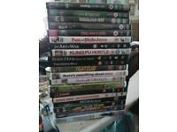 100s DVDs all kinds not all pictured £1 each 100 for £70