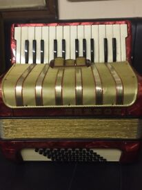 Hohner STUDIOSA III 48 BASS Piano Accordion
