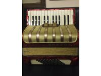 Hohner STUDIOSA III 48 BASS Piano Accordion
