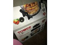 Tower low fat air fryer nearly new