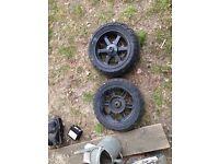 Longjia raptor wheels