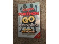 Pokemon Go field guide