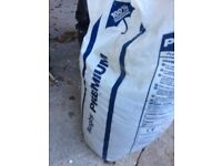 Free new building bricks & bag of premium Cement