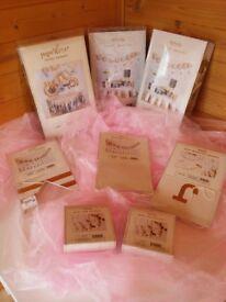 Selection of Wedding bunting