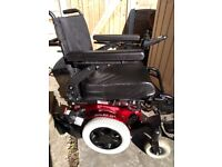Electric wheelchair Disability mobility power chair electric salsa m2 quickie