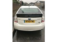TOYOTA PRIUS FOR SALE WITH PCO LICENCE FOR MINICAB