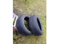 225/55/17 2255517 runflat run flat tyres Goodyear Excellence