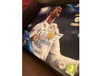 PS4 (1tb) with fifa 18 (NEW)