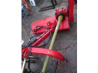 verge flail mower 130cm