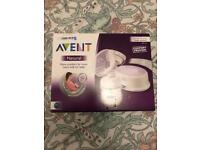 Avent Natural Electric Breast Pump Philips