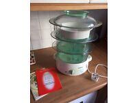 Tefal Easystore Steamer / Steam cooler